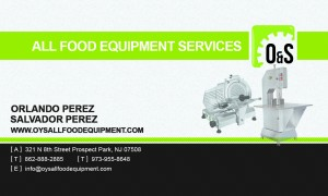 O&S - ALL FOOD EQUIPMENT SERVICES (2)